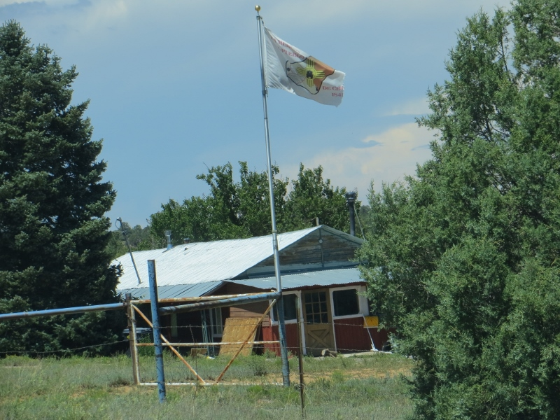 Chilili even has its own flag. I wonder if they have a song similar to The Bonnie Blue Flag?