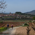 Some the wonderful scenery you'll see along the Camino de Santiago.